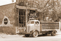 History of Coke in Santa Fe