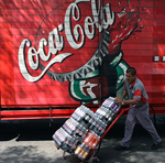 Coca-Cola Bottling Company of Santa Fe hires qualified candidates to work.